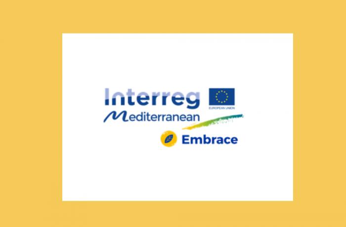 Embrace European Med-clusters Boosting Remunerative Agro-Wine Circular Economy – Cofinanziato nell'ambito del Programma: – Interreg Mediterrean