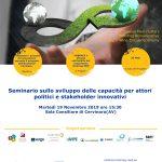17.11.2019 – Progetto Embrace, seminario a Cervinara